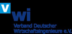 Logo des Verband Deutscher Wirtschaftsingeniure e.V. vwi